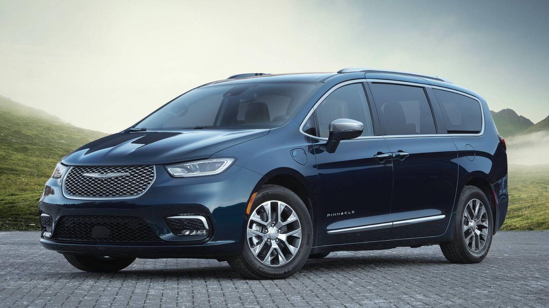 El Pacifica Hybrid es uno de los modelos que componen la gama de Chrysler, marca de Stellantis que actualmente no comercializa en Europa.