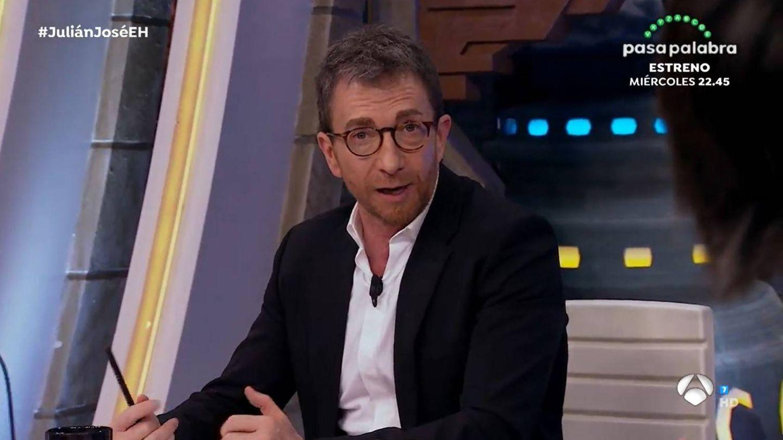 El presentador Pablo Motos. (Atresmedia)