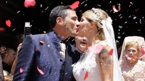 La tradicional y acalorada boda de José Antonio Reyes y Noelia López