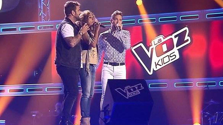'La Voz Kids' (20,3%) pierde seguimiento pero lidera en espectadores sobre 'Tu Cara' (21,2%)