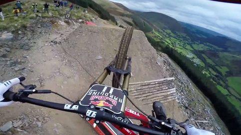 Así es montar en bici por el recorrido más extremo del mundo