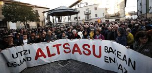 Post de Alsasua: el Parlamento vasco presiona a favor de los agresores en plena revisión de la pena