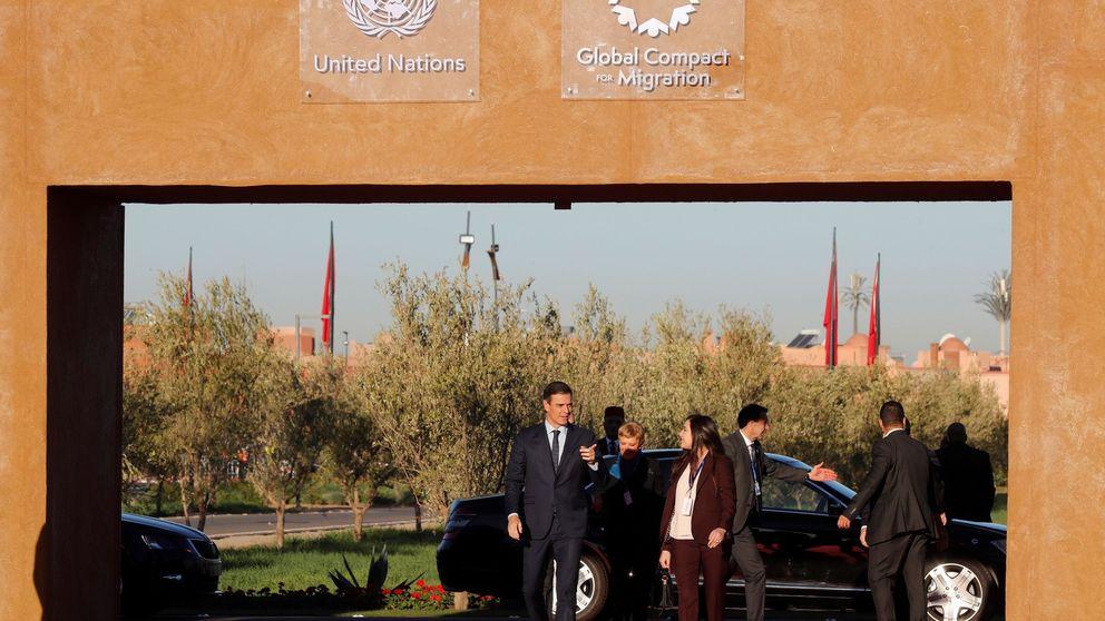 Sánchez anuncia un fondo de integración para inmigrantes y un plan de ciudadanía