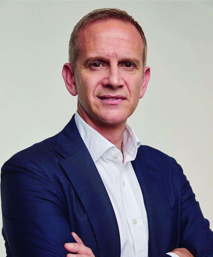 Foto: Carlos Crespo, consejero delegado de Inditex. (Imagen cedida por la empresa)