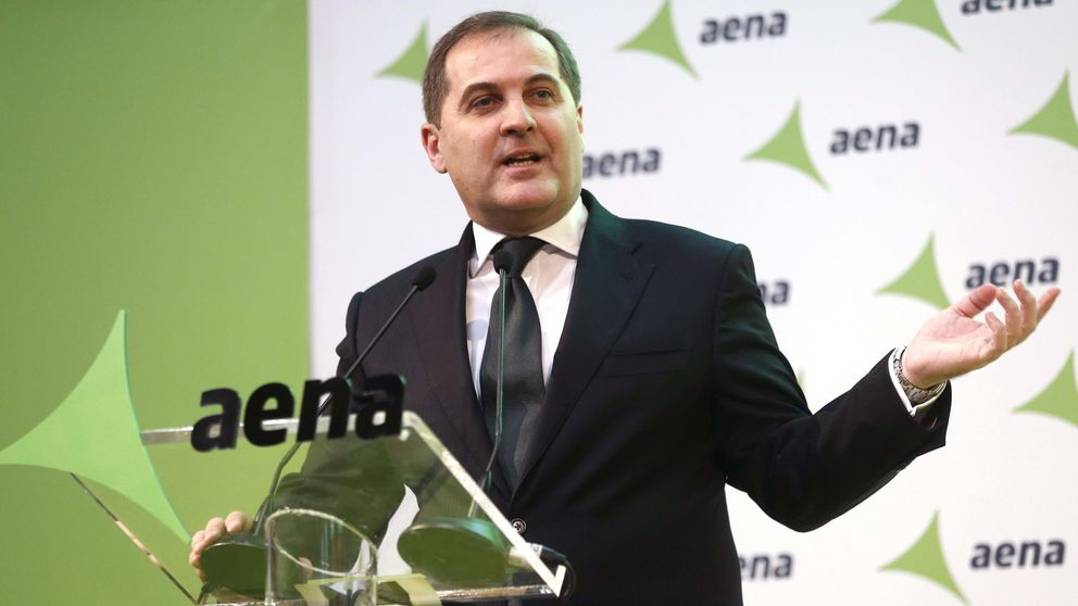 Aena gana un 79,9% más por la mejora del tráfico y la consolidación de Luton