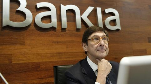 Bankia eleva el dividendo con cargo a 2015 más del 50%, hasta 0,02625 euros por acción