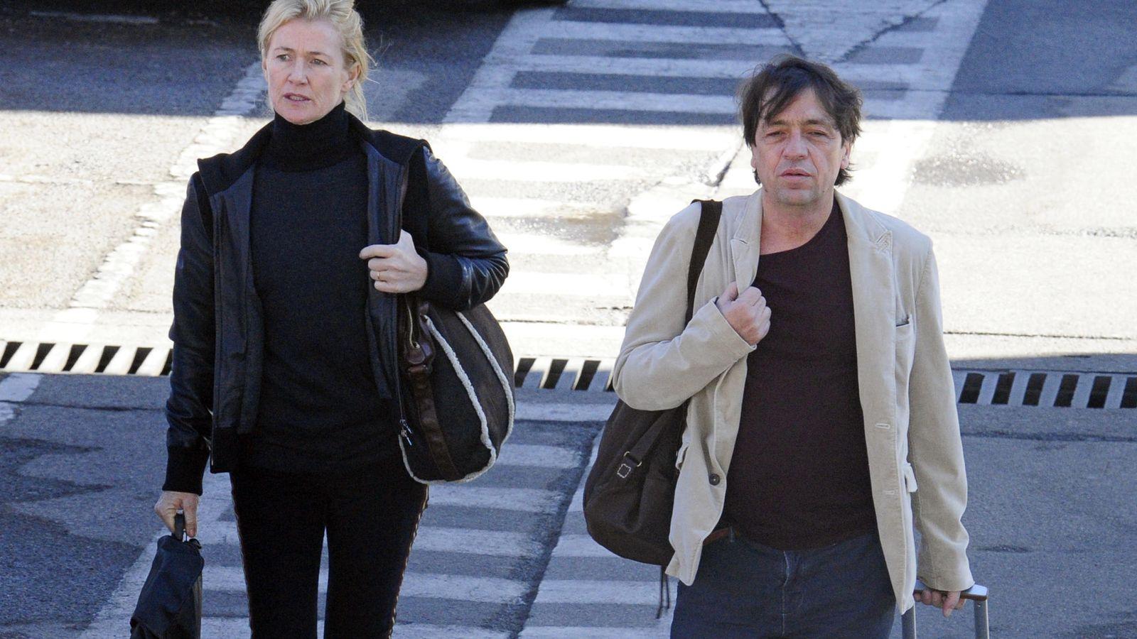 Foto: La actriz Ana Duato y su marido, Miguel Ángel Bernardeau. (Gtres)