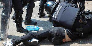 El conseller de Interior catalán no se arrepiente de la actuación de los Mossos