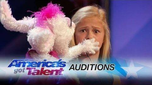 El talento de esta niña deja boquiabiertos al jurado de este 'talent show'