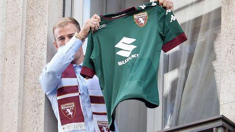 Guardiola va más lejos que Mourinho y manda al portero de Inglaterra al Torino
