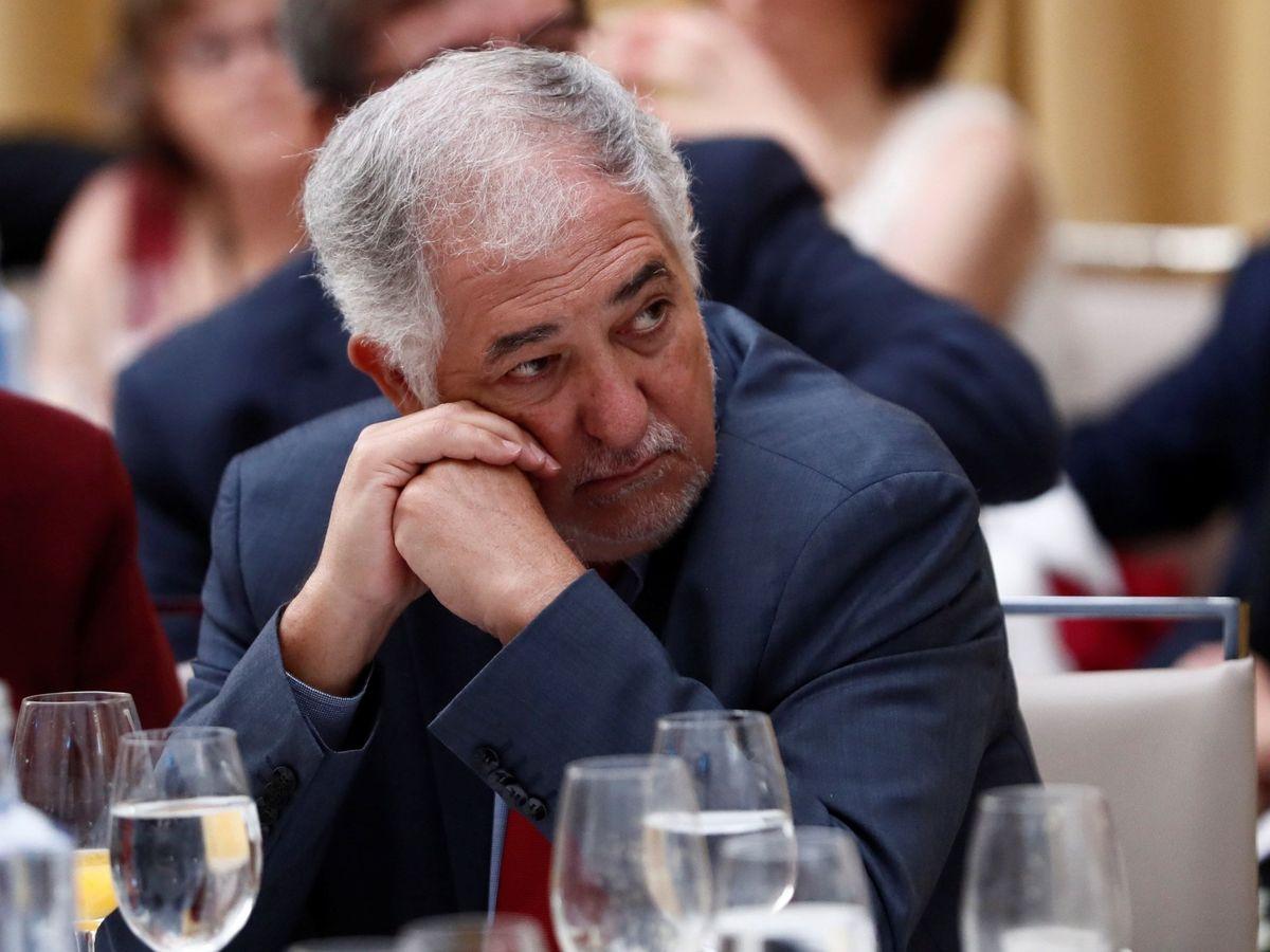 Foto: El ex fiscal general del Estado, Cándido Conde-Pumpido, en una imagen de 2018. (EFE)