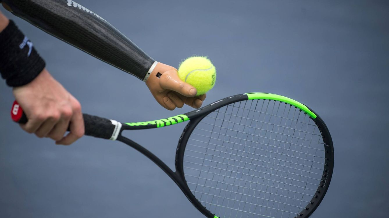 El milagro de Alex Hunt, primer tenista con discapacidad en lograr un punto ATP