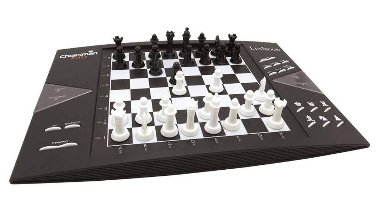 Tablero de ajedrez electrónico inteligente LEXIBOOK