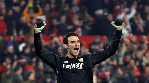 Sergio Rico, de amargarle la Copa a Simeone a patito feo del Sevilla