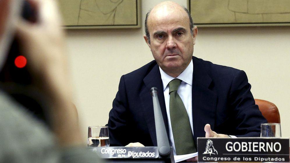 Foto: Luis de Guindos, ministro de Economía y Competitividad. (EFE)
