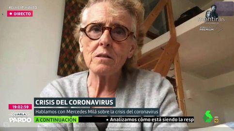 Mercedes Milá reparte estopa: sentencia a Casado y Ayuso pero elogia a Almedia