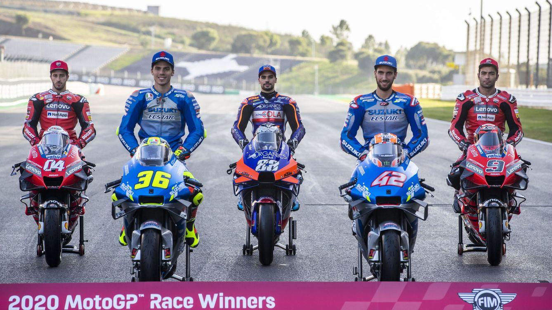 MotoGP concluye en Portimao entre la alegría y la decepción