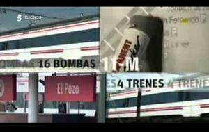 Telecinco anuncia su polémica tv movie sobre el 11M
