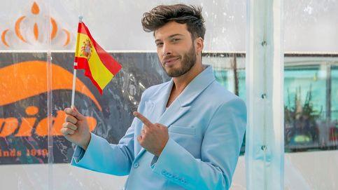 Blas Cantó representa (de nuevo) a España en Eurovisión 2021: así es su canción 'Voy a quedarme'