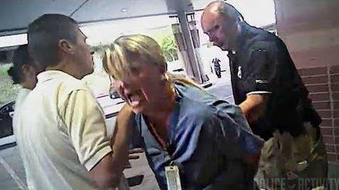 Detienen a una enfermera por hacer su trabajo en EE UU