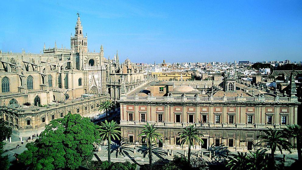 La Casa de Contratación de Sevilla, un puente en el océano