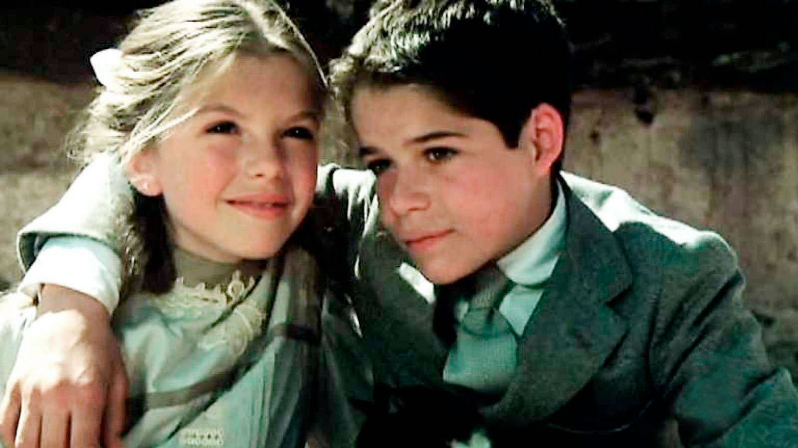 Foto:  Paloma Gómez y Jorge Sanz en 'Valentina'.