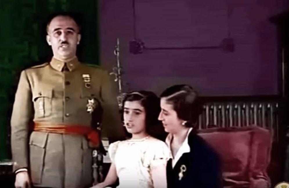 Muere Carmen Franco: Los detalles más desconocidos de todos los miembros del clan Franco