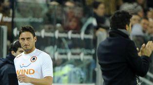 Luis Enrique repite con Messi en el Barcelona el 'efecto Totti' en la Roma