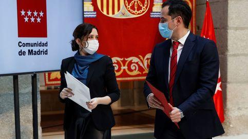 Ayuso presenta su plan para fondos europeos y apunta a Sánchez: No cabe el partidismo