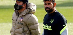 Post de Diego Costa sufre una trombosis venosa profunda en la pierna derecha