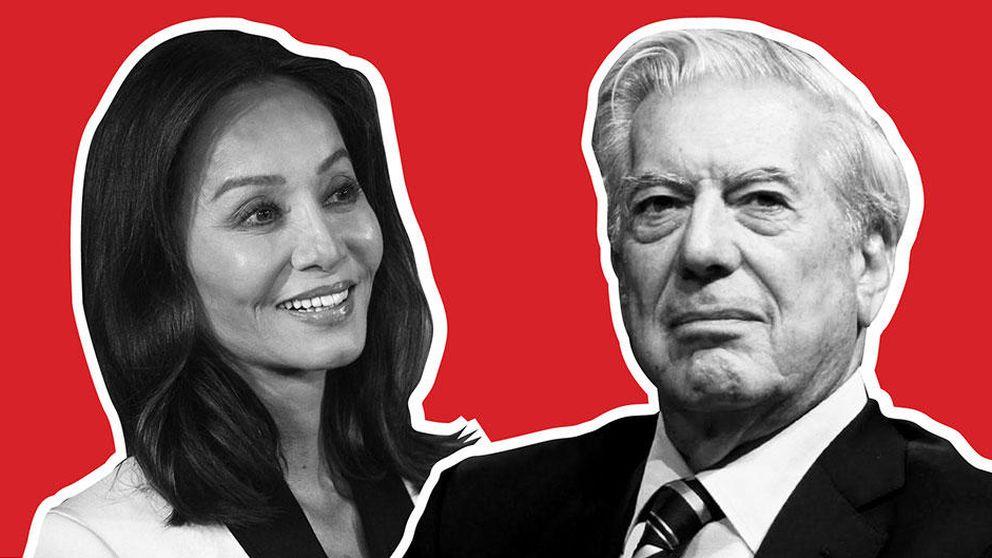 Isabel Preysler y Mario Vargas Llosa preparan su presentación en sociedad