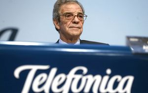 Moody's confirma el 'rating' de Telefónica tras comprar E-Plus