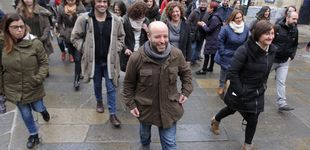 Post de Tras Cataluña y Andalucía , los problemas de la izquierda rupturista se instalan en Galicia