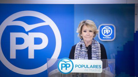 La puesta en escena de la dimisión de Aguirre, en siete claves estéticas