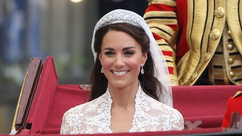 De Kate Middleton a Isabel II: los vestidos de novia reales más caros de la historia