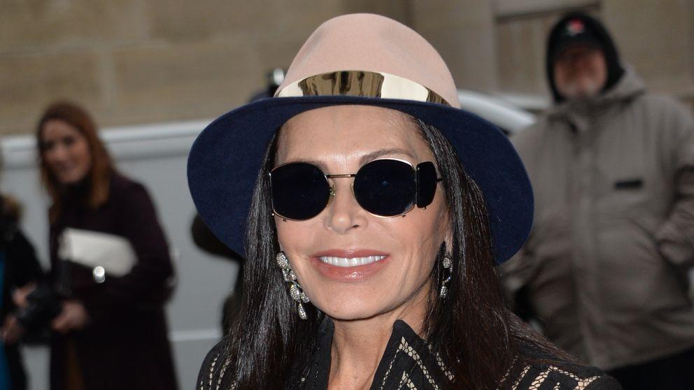 La multimillonaria Mouna Ayoub subasta 1.900 lotes de ropa de lujo