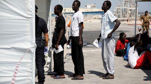 Italia ensaya un mecanismo automático para el reparto de inmigrantes en la UE