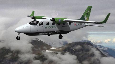 El primer avión eléctrico de pasajeros llegará en 2026