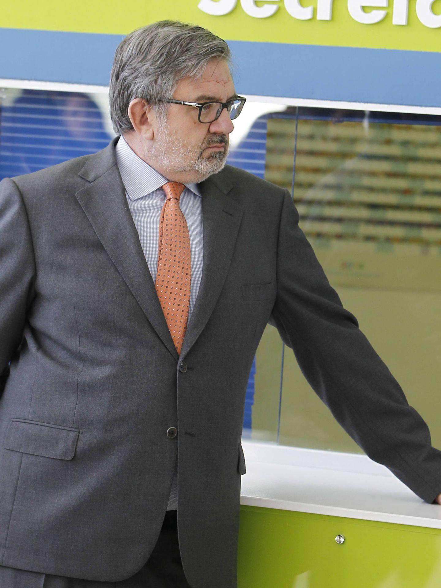 García Revenga siempre ha sido muy leal a la Casa Real. (Gtres)
