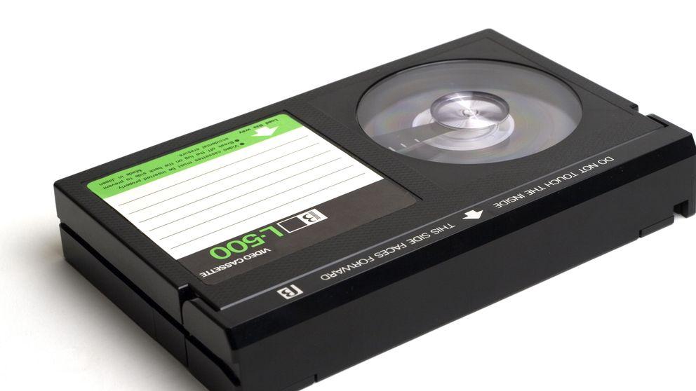 Sony dejará de vender cintas Betamax en 2016. (Sí, todavía existían)