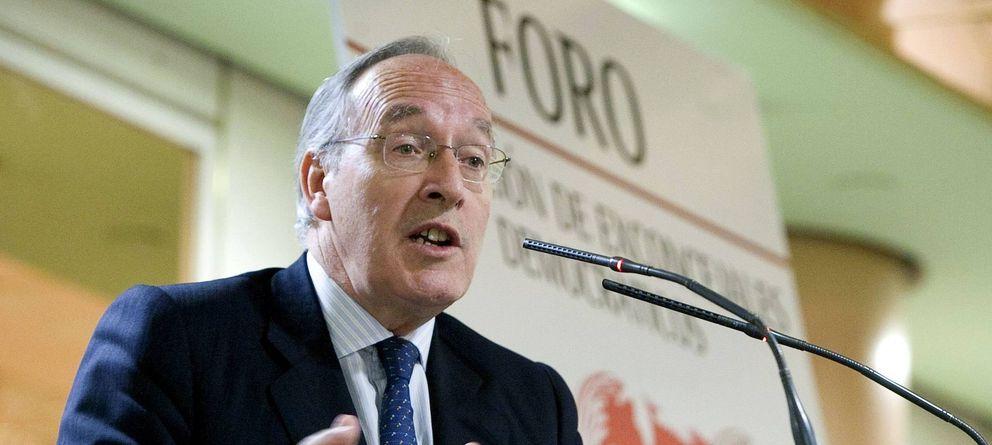Foto: Manuel Pizarro en una foto de archivo (EFE)