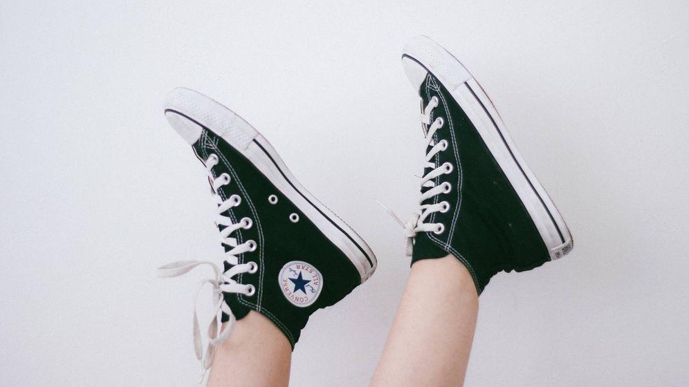 Foto: El modelo All Star de Converse es un icono. (Unsplash)