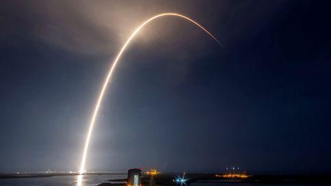Así se han visto los satélites Starlink sobre España