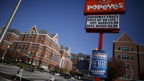 RBI (Burger King) reactiva la expansión de Popeyes pese a la hemorragia por el covid