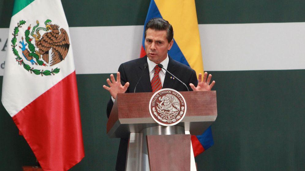 Foto: El presidente de México, Enrique Peña Nieto. (Efe)