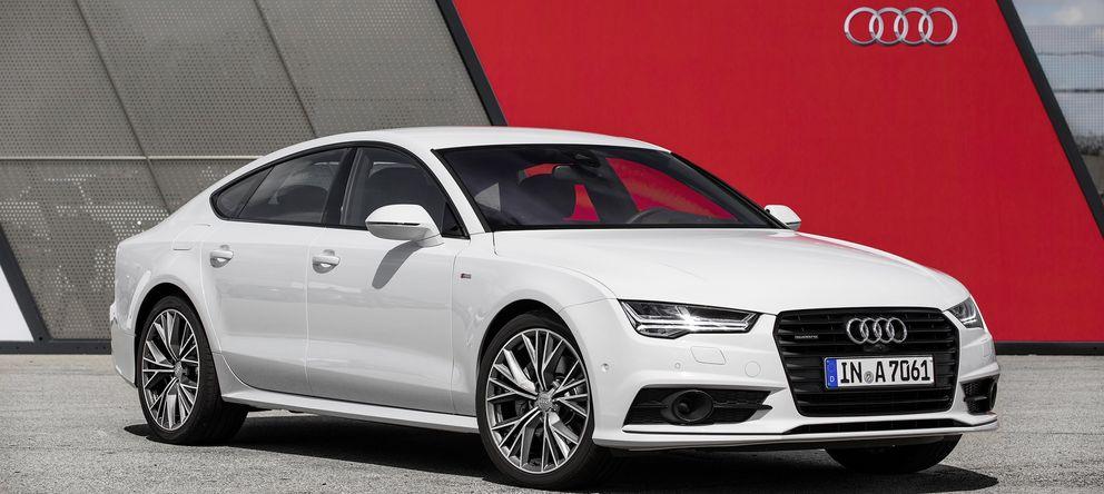 Foto: Audi renueva su A7 Sportback