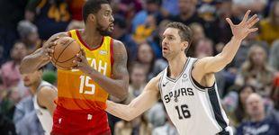 Post de Pau Gasol quiere jugar: estas son sus opciones si sale de los San Antonio Spurs