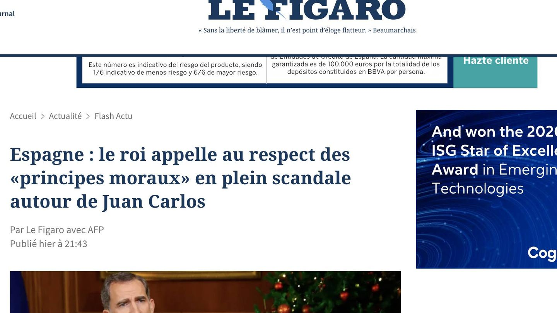 Le Figaro (Captura)