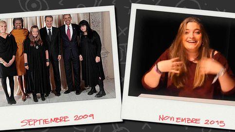 De la foto de góticas al fracaso en YouTube: los desastres de las hijas de ZP