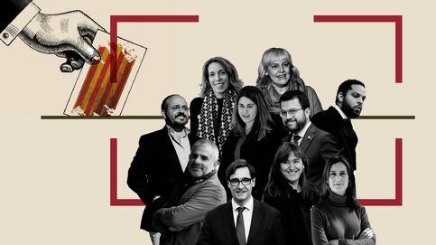 Radiografía de los candidatos a la Generalitat: un 'freak', un exgrunge y un Jaguar